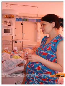 В Актюбинской семье родилась тройня mama654896