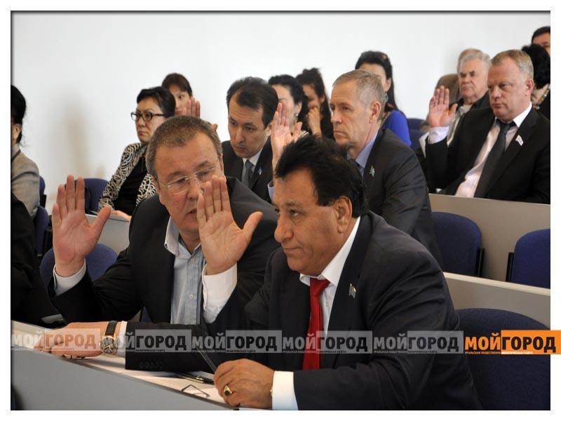 "Новым секретарем  гормаслихата стал зампредседателя ""Нур Отана""  sessiya"