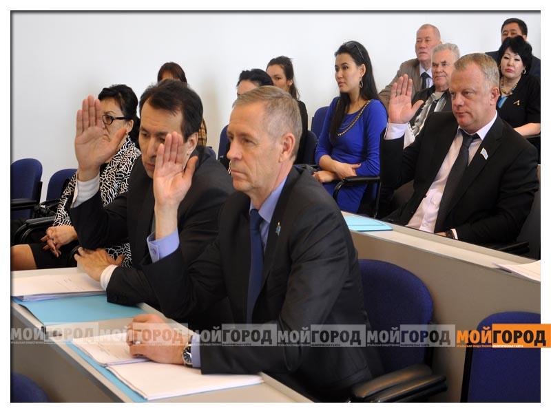 "Новым секретарем  гормаслихата стал зампредседателя ""Нур Отана""  sessiya8"