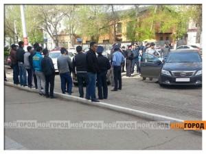 Участники драки в центре Уральска не имеют претензий друг к другу 222222222222222222