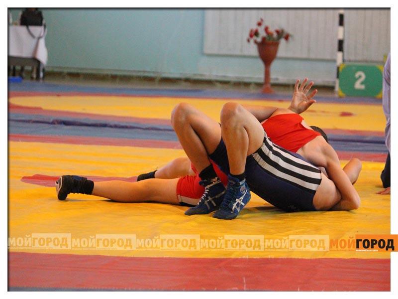 Ондасын Уразалин встретился с бронзовым призером чемпионата мира по вольной борьбе Юсупом Батырмырзаевым