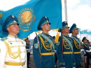 Новости - В Казахстане празднуют День защитника Отечества  Иллюстративное фото с сайта yk-news.kz