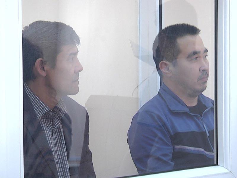 Бывшим полицейским чинам ЗКО вынесли приговор за взятку(видео) kagazgaliev1