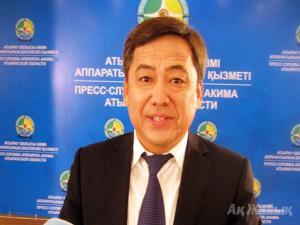 В Атырау сменился аким Фото: azh.kz
