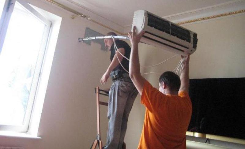 Кондиционеры для квартиры своими руками