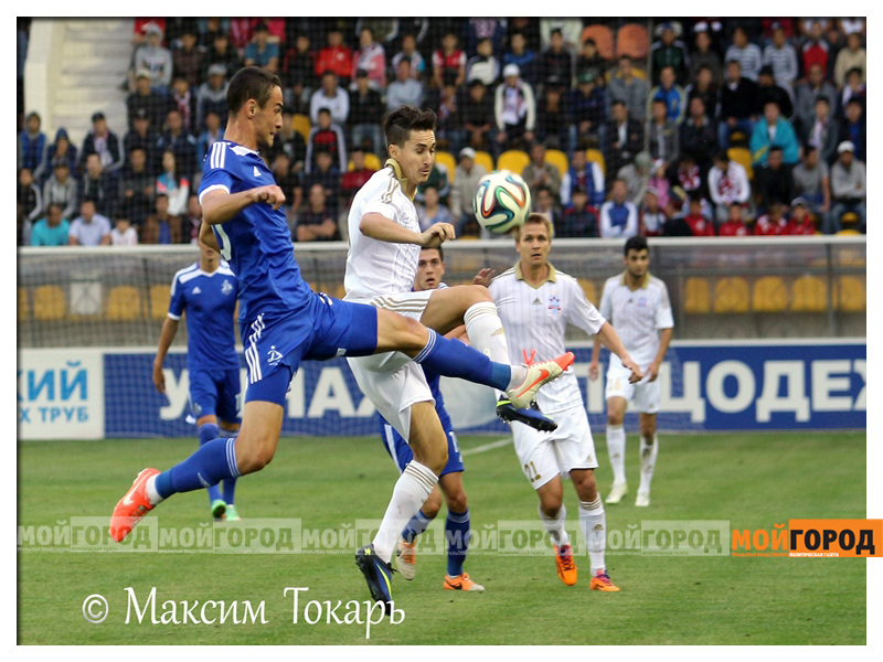 Новости Актобе - «Мой ГОРОД» коллективно поддержал «Актобе» в матче с «Динамо-Тбилиси» futbol_mg7