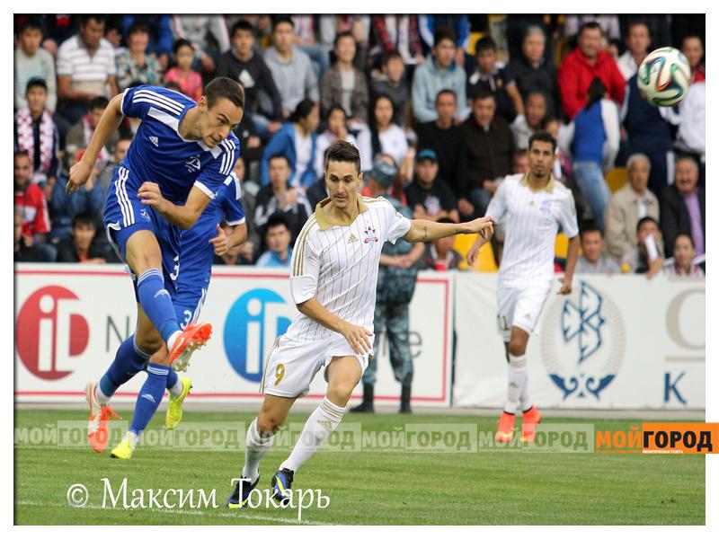 Новости Актобе - «Мой ГОРОД» коллективно поддержал «Актобе» в матче с «Динамо-Тбилиси» futbol_mg9