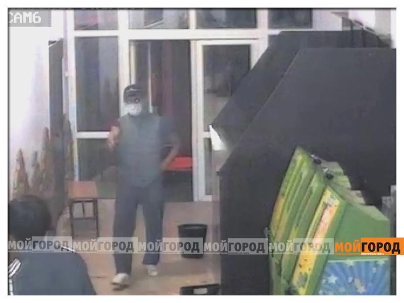Полицейские Актобе разоблачили инсценировку ограбления кафе(видео) grabitel sait