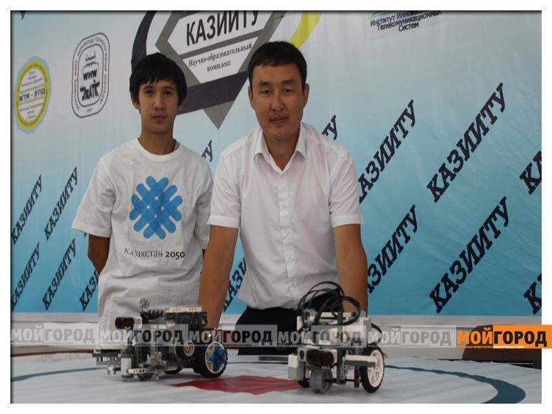 В Западно-Казахстанской области ищут талантливых изобретателей innoavtobus2