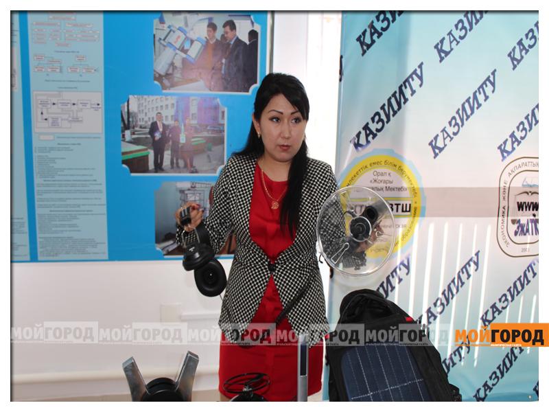 В Западно-Казахстанской области ищут талантливых изобретателей innoavtobus3