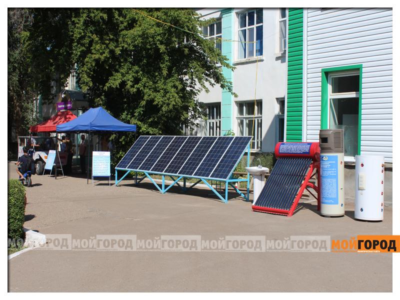 В Западно-Казахстанской области ищут талантливых изобретателей innoavtobus5