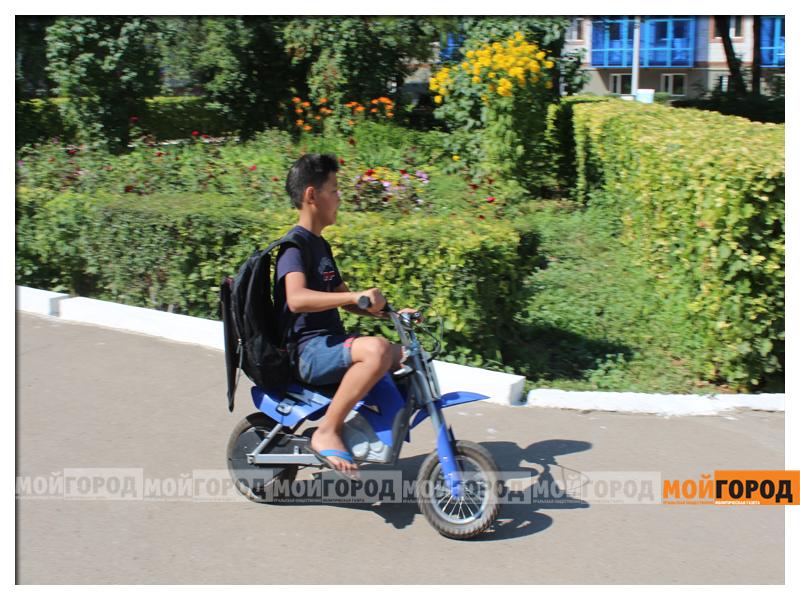 В Западно-Казахстанской области ищут талантливых изобретателей innoavtobus6