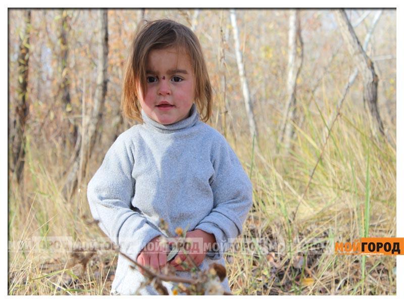 Новости Уральск - В Уральске семья с малолетними детьми живет в лесу (видео) detivlesu18