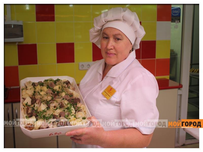 В супермаркете «Суровский» покупателей поздравили с праздником Курбан айт surovskii5