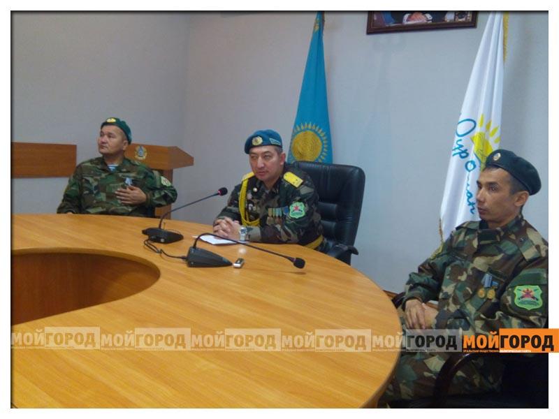 Председатель союза ветеранов-афганцев предложил открыть суворовскую школу для детей-сирот ЗКО veterany-afgancy