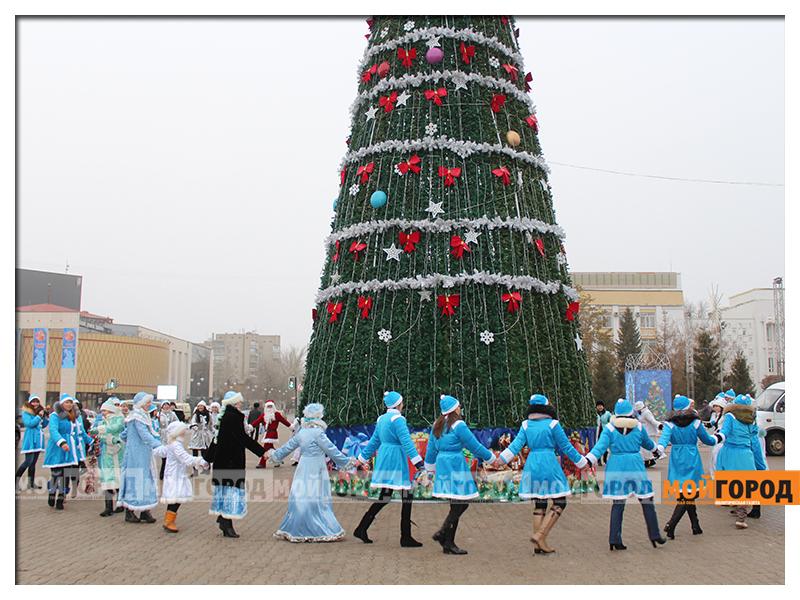 """Новости Актау - """"Мой ГОРОД"""" приглашает снегурочек принять участие в благотворительном параде"""