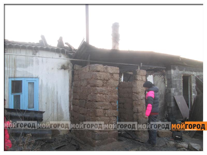 В Уральске погорельцы, оставшиеся без жилья, не могут попасть на прием к акиму города jelaevo2