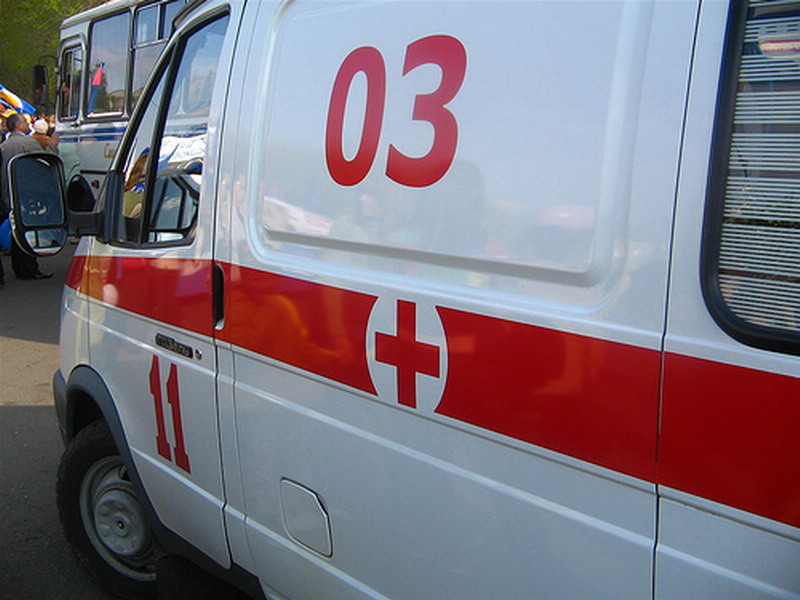 Возле указателя Дадем-ата в ЗКО иномарка наехала на пешеходов Иллюстративное фото с сайта www.imenno.ru