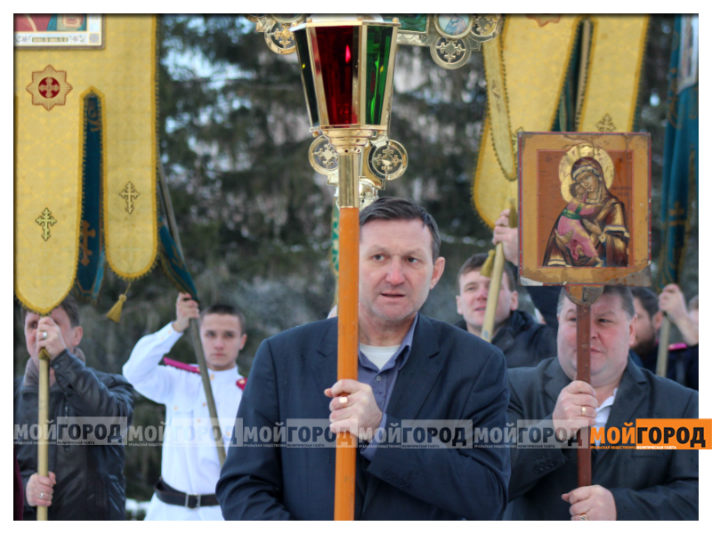 В Уральске православные христиане празднуют Рождество 11