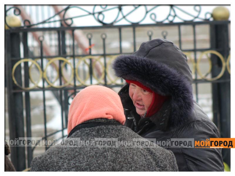 В Уральске православные христиане празднуют Рождество 14