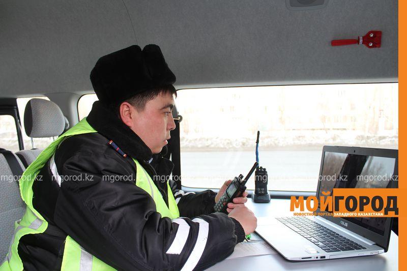 Новости Уральск - В Уральске в знак протеста мужчина разделся на морозе avtouragan6