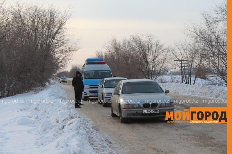 В Уральске в знак протеста мужчина разделся на морозе avtouragan7