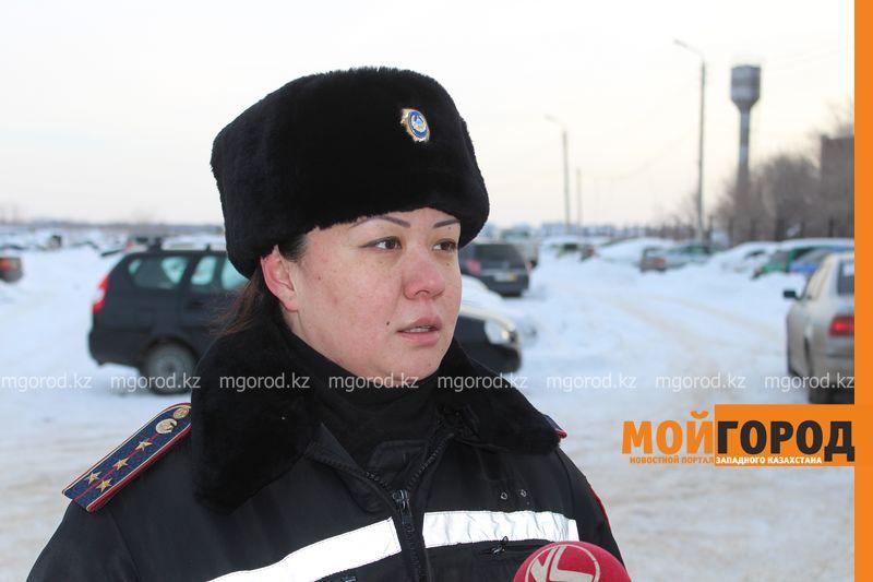 Новости Уральск - В Уральске в знак протеста мужчина разделся на морозе avtouragan9