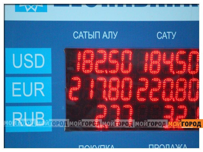 Новости Уральск - В Казахстане рубль впервые опустился ниже трех тенге kurs2