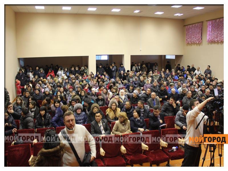 Новости - Жители Березовки врачам: «Им надо скотину проверять, а не людей»  pereselenie10