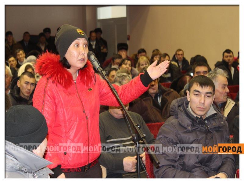Новости - Жители Березовки врачам: «Им надо скотину проверять, а не людей»  pereselenie11