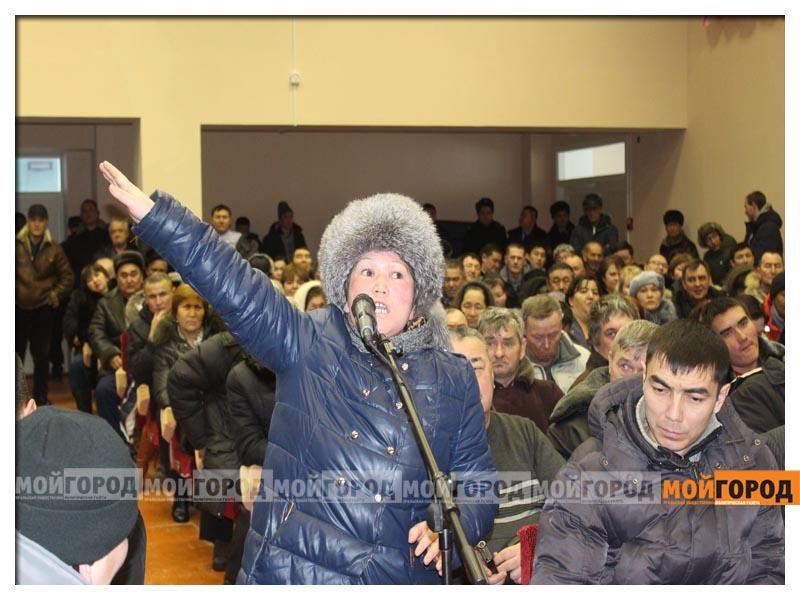 Новости - Жители Березовки врачам: «Им надо скотину проверять, а не людей»  pereselenie2