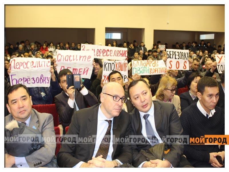 Новости - Жители Березовки врачам: «Им надо скотину проверять, а не людей»  pereselenie7