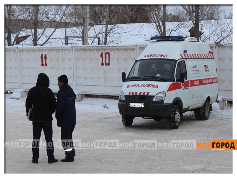 Уральские фельдшеры скорой начали обслуживать больных при помощи планшетов skoraya321654