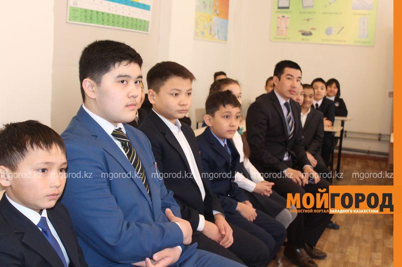В Уральской школе дети показали сценку про лису-вымогательницу lisa_vymogatel10
