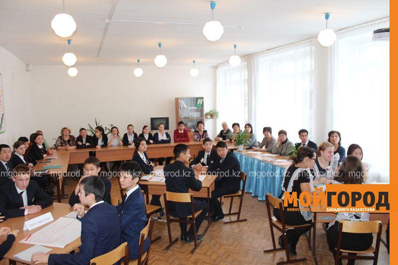 В Уральской школе дети показали сценку про лису-вымогательницу lisa_vymogatel15