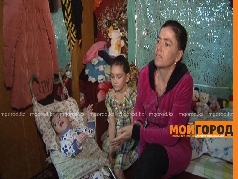 В Актобе мать-одиночка с ребенком инвалидом вынуждена жить на даче na_dache1