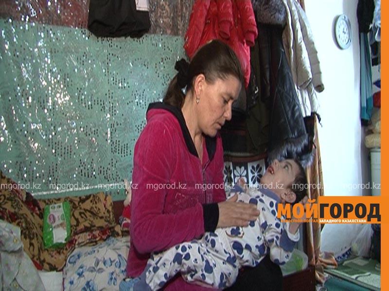 В Актобе мать-одиночка с ребенком инвалидом вынуждена жить на даче na_dache3