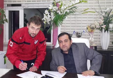 Новости Уральск - Игорь Зенькович перешел в турецкий клуб Фото с сайта elazigspor.org.tr