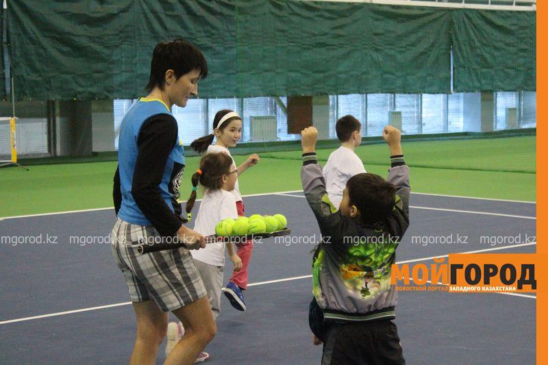 Уральских детей обучает теннису тренер из Украины ten_kort9