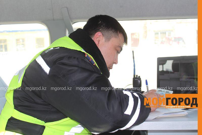 Новости Уральск - В 2015 году полицейские отправили на штрафстоянку 44 автомобиля uragan