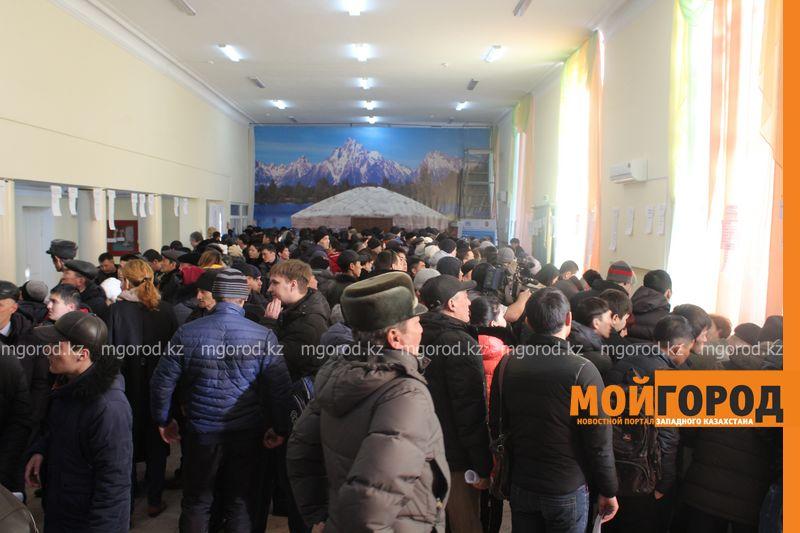 109 бывших заключенных устроились на работу в Атырау