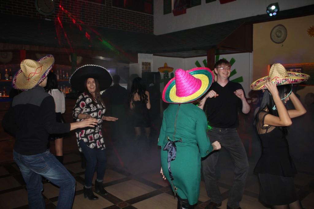 Дискобар «Кактус» приглашает жителей на вечеринку 11