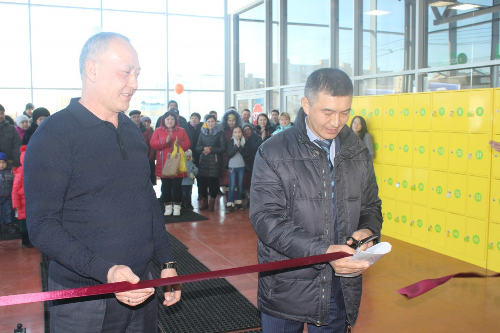 В Аксае открылся супермаркет «Алтындар» 2