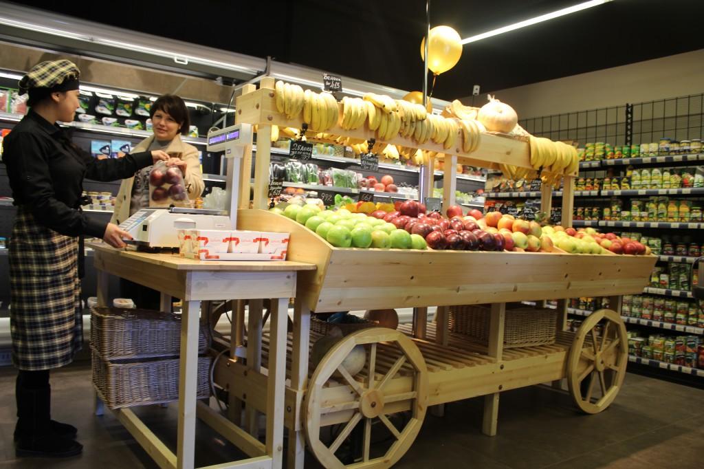 Супермаркет «Суровский Гурмэ» приглашает за покупками (фото, видео) 3