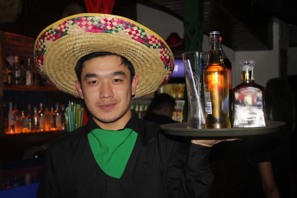 Дискобар «Кактус» приглашает жителей на вечеринку 4