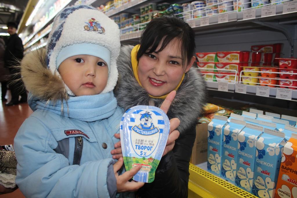В Аксае открылся супермаркет «Алтындар» 5