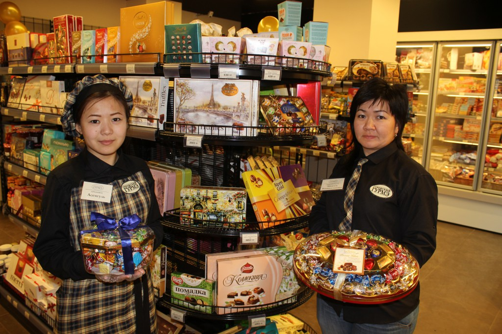 Супермаркет «Суровский Гурмэ» приглашает за покупками (фото, видео) 5