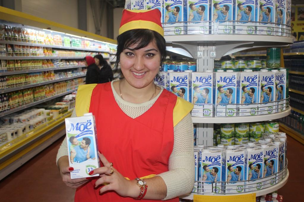 В Аксае открылся супермаркет «Алтындар» 6
