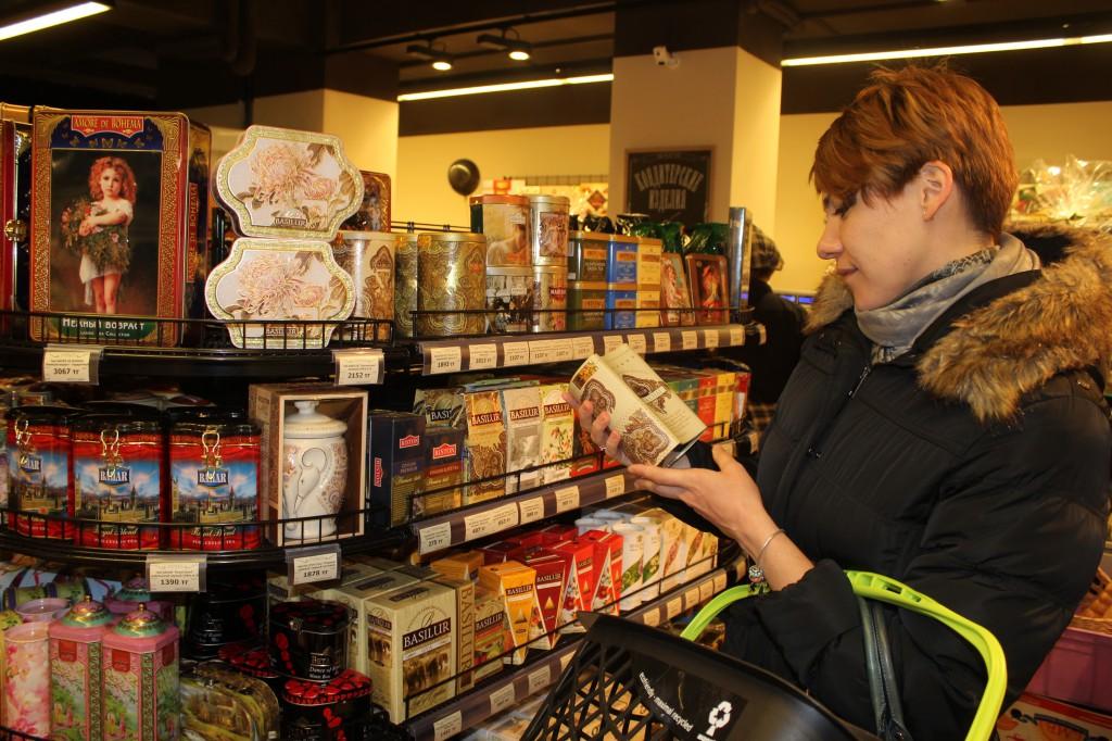 Супермаркет «Суровский Гурмэ» приглашает за покупками (фото, видео) 6