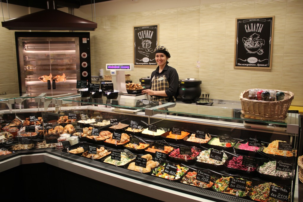 Супермаркет «Суровский Гурмэ» приглашает за покупками (фото, видео) 8